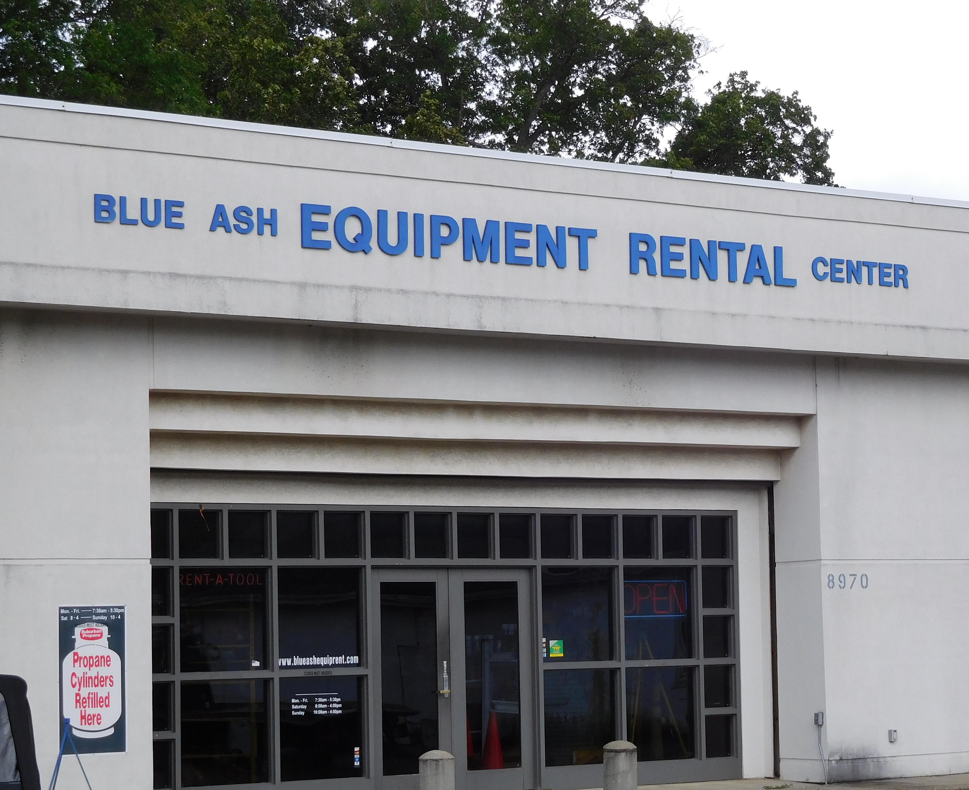 Blue Ash Tool Rental
